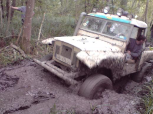 Villevenard image for 4x4 dans la boue